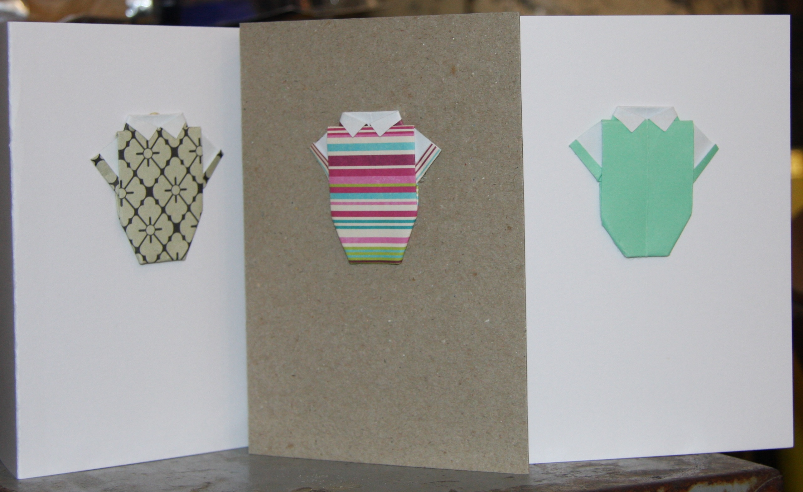 origami birthday card | Joji Creations - photo#14